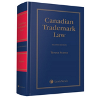 Canadian Trademark Law 2d Edition