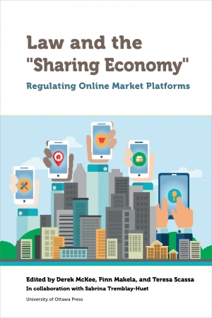 "New Open Access Book on Law and the ""Sharing Economy"""